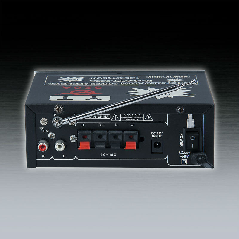 Amplifier With Dvd And Usb Mp3/cd/vcd/dvd Amplifier