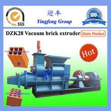 Latest products in market, DZK28 small brick making machine,automatic small clay brick making machine