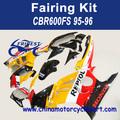 CBR600FS 1995 1996 REPSOL Carenado carenado