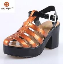 2015 sandal soles manufacture selling shoes wholesale high heel shoes comfortable lady sandals pvc plastic women sandal