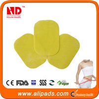 Herbal detox nature sleep weight loss slimming patch
