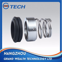 high speed shaft seals for mechanical water pumps