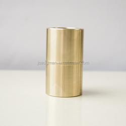 oil groove brass sintered oil bushing,motor bush bearing,sliding sleeves