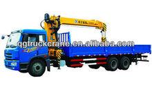 xcmg 10 toneladas de camiones grúa con pluma telescópica sq10sk3q modelo