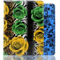 Beautiful design business flip leather case for ipad 2/3/4