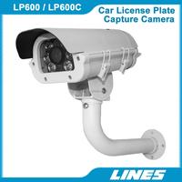 600TVL HD IR Car License Plate Capture Camera