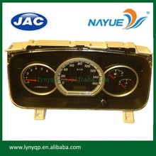 Chinese JAC truck HFC1040 parts auto meter 3801910D8BF0 instrument panel dash board