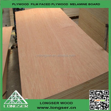 4.8mm 5.0mm Pencil Cedar Face Back Poplar Core E2 Glue BB/CC Grade plywood to Mexico
