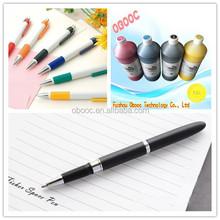 Long Life Time Eco-friendly Plastic Bottle Pen Ink