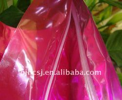 custom printed zip lock plastic bag with patch handle