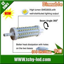 30w r7s led bulb 360 Degree