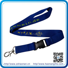 2015 factory supplied spring coil lanyard with phone strap for activity