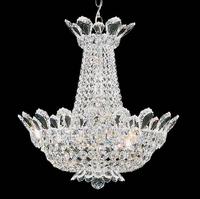Fancy home modern led chandelier crystal