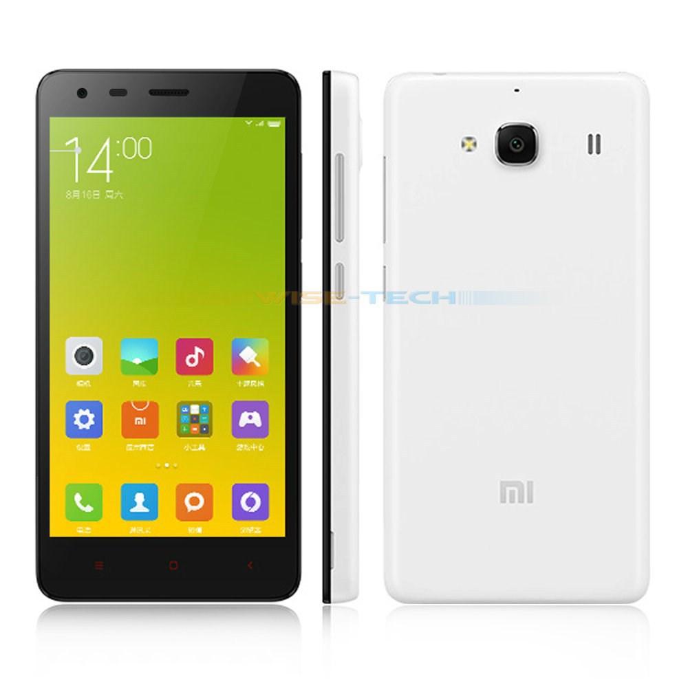 Xiaomi Redmi 2 Mobile Phone 4.7 Inch Ips Screen Snapdragon ...