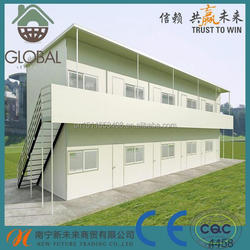 easy disassemble prefabricated houses