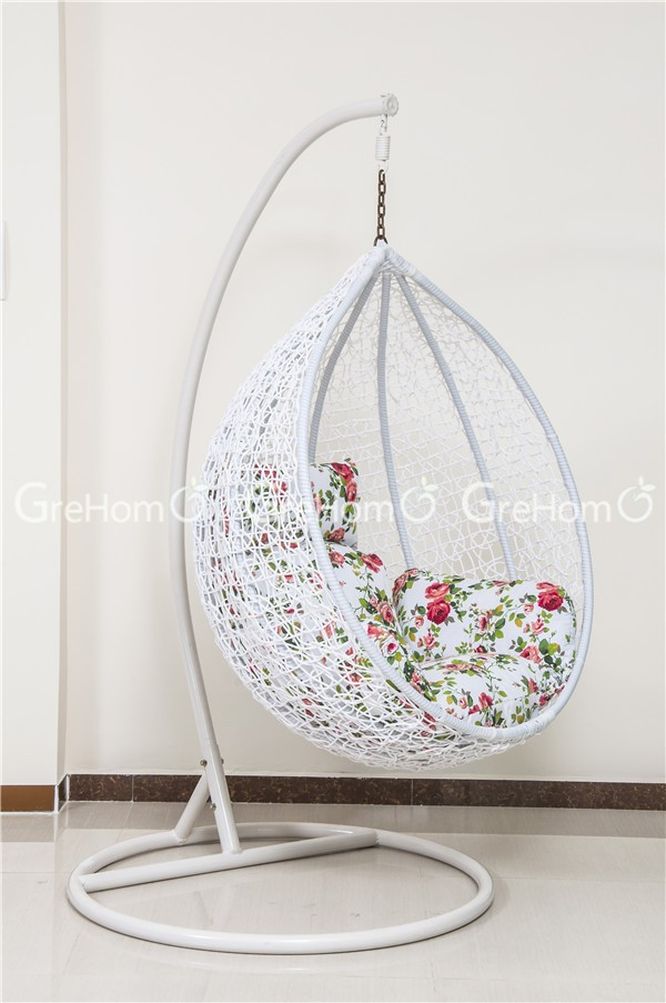 White Hanging Garden Swing Chairs For Bedroom Buy  Fresh Bedrooms Decor Ideas