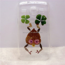 gifts real flower mobile phone cases and covers for Iphone
