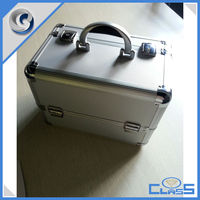 High Quality Hot Sale Drawer Silver Surface Multi-function Custom Aluminum Tools Kit
