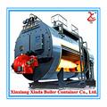 L'utilisation industrielle chaudière à gaz avec brûleur pièces de la chaudière, chaudière à gaz de carburant pour la vente