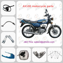 Suzuki motorcycle parts and accessories AX100