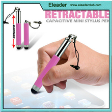 Universal Extendable Touch Screen Stylus Pen For Samsung Galaxy S4