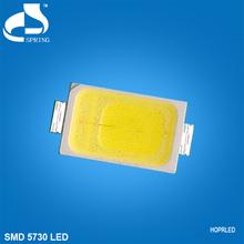 Through hole led canbus lamp t10 dc12v 6smd5730 white light