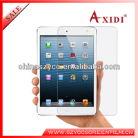 clear screen protector New Arrival Screen Protectors for iPad mini Exact Size as True Device