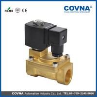 Normally open cheap 12v solenoid valve