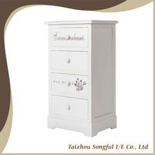 Popular Wood Dresser Furniture Bedroom Dresser Drawer Cabinet