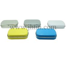 Ali Express wholesale high quality small metal tin boxes/candy tin box