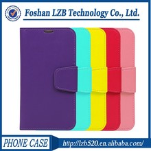 Factory directly Wholesale flip case for Apple Iphone 6 plus leather case