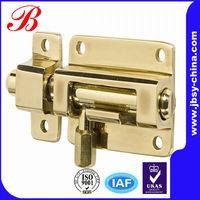 Types of door bolt