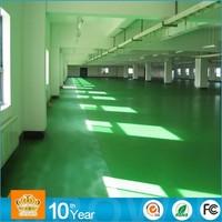 Heavy Traffic Resistant Oil Based Industrial epoxy floor paint