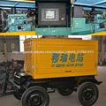 arranque eléctrico generador diesel portátiles