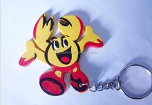 key holder keychain,lovely shaped key ring,custom 3d soft pvc rubber mini basketball keyring