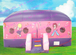 jumping castle/ contemporary inflatable elephant and clown combos bouncy houses for kids /inflatable castle /inflatable bouncer