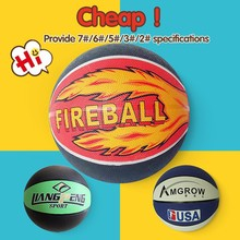 Factory direct saling trainning basketball,heavy duty rubber basketball