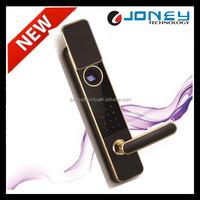 Luxury Design Zinc Alloy Material Top Security Fingerprint Padlock