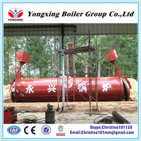 Double Door Steam autoclave reactor for AAC block making plant pressure vessel