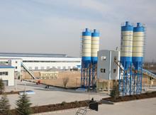 Famous New HZS90 Mobile Ready Mix Concrete Plant for sale