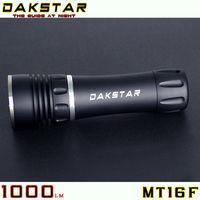 DAKSTAR MT16F XML U2 1000LM torch Light 18650 OR 26650 Magnetic torch light