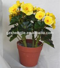 Direto da fábrica de flores artificiais, flores artificiais importados da china