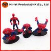 New products for kids mini figure soft pvc toys