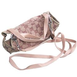 Top quality pretty pet pocket dog carrier bag