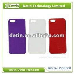 2013 Wholesales Plain Color Hard Case for iphone 5 4 4s