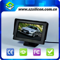 4.3 inch color TFT LCD car monitor