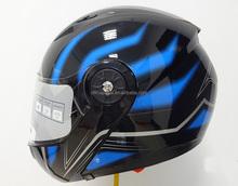 2015 latest flip up helmet