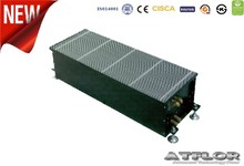 Favorable Price chilled water horizontal concealede coil unit