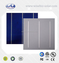 A grade 156x156mm 6 inch 3BB Poly Solar Cell with 18% effeciency