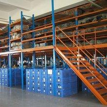 Storage Mezzanine Racks